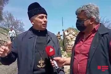"""Dini icma rəhbəri: """"Ermənilər alban məbədlərini dağıdıb, saxtalaşdırıblar"""""""