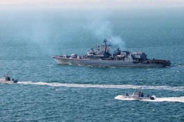 Britaniya Ukraynaya dəstək olaraq Qara dənizə öz gəmilərini göndərir