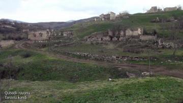 Qubadlı rayonunun Tarovlu kəndi - [color=red]VİDEO[/color]
