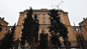 Россия объявила 20 сотрудников посольства Чехии персонами нон грата