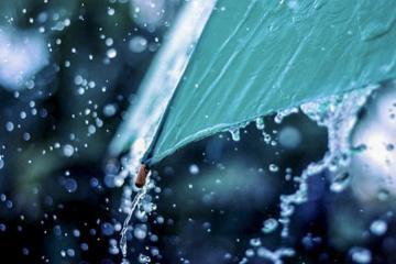 В некоторых районах ожидаются дожди, град