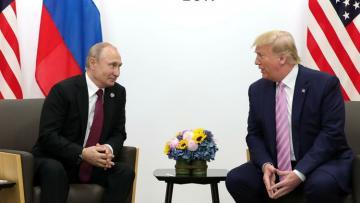 Трамп: Я отлично ладил с президентом Путиным, он нравился мне, а я нравился ему
