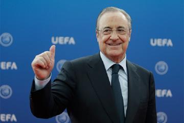 """Florentino Peres: """"Super Liqanın yaradılmasında məqsəd dünya futbolunu xilas etməkdir"""""""