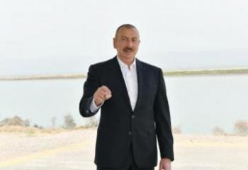 Президент Азербайджана: Уже в следующем году первая группа бывших переселенцев вернется на родные земли - [color=red]ВИДЕО[/color]