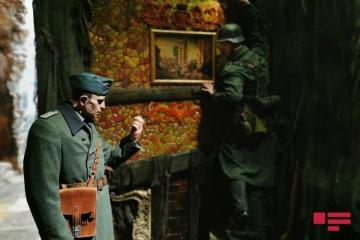 Военные трофеи в музеях Москвы: формы, шлемы немецких фашистов, иллюстрации - [color=red]РЕПОРТАЖ[/color] - [color=red]ФОТО[/color]