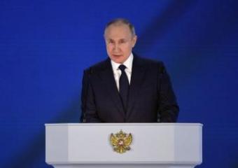 Путин: РФ сыграла главную роль в том, что удалось остановить вооруженный конфликт в Нагорном Карабахе