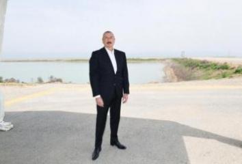Президент: Азербайджанский народ вернется в Зангезур, который у нас отняли 101 год назад - [color=red]ВИДЕО[/color]