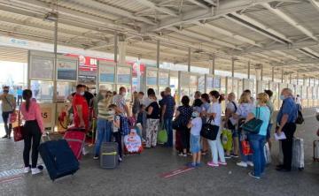 В Россию из Турции за сутки вывезли 6,7 тысячи пассажиров