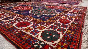 Euronews: Ковры – неотъемлемая часть азербайджанского искусства и культуры на протяжении тысячелетий
