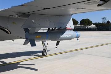 Турецкая компания успешно испытала управляемые боеприпасы для беспилотников - [color=red]ВИДЕО[/color]