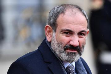 Paşinyan Ermənistanın baş naziri vəzifəsindən istefa verib