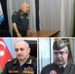 В Азербайджане три генерала отправлены на пенсию