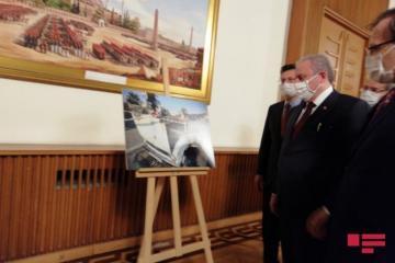В парламенте Турции прошла фотовыставка, посвященная военным преступлениям Армении - [color=red]ФОТО[/color]