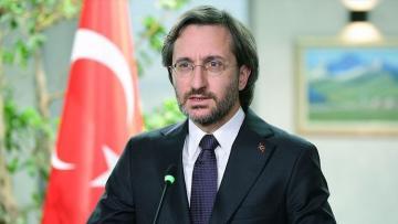 Фахреттин Алтун обратился с призывом к США в связи с антиазербайджанской акцией радикальных армян в Лос-Анджелесе