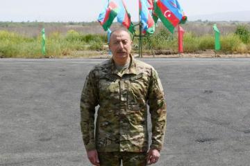 Azərbaycan Prezidenti Ermənistana xəbərdarlıq edib