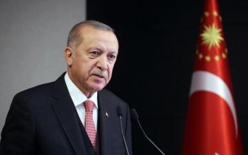 """Ərdoğan: """"Əgər tarixə ədavət axtarsaydıq, 10 milyon türk itkisinin hesabını soruşardıq"""""""