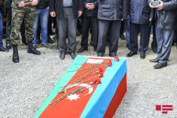 Body of Azerbaijani serviceman martyred in Patriotic war found