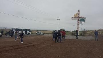 Организована очередная поездка журналистов в Физулинский и Ходжавендский районы