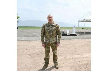 Президент Азербайджана: Большое возвращение началось