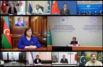 Сахиба Гафарова: Председатель парламента Армении продолжает конфликтную и ненавистническую риторику
