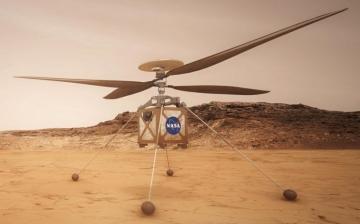 """""""Ingenuity"""" helikopteri Marsdakı dördüncü uçuşunu həyata keçirə bilməyib"""