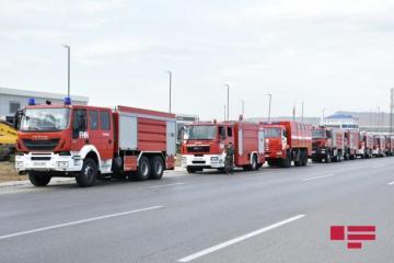 МЧС: Среди азербайджанских пожарных в Турции нет ни пострадавших, ни погибших