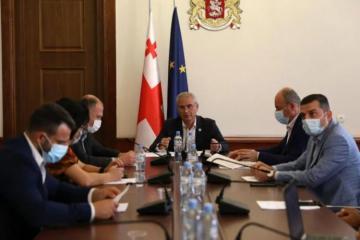 Комитет парламента Грузии поддержал инициативу азербайджанцев отказаться от окончаний фамилий -ов, -ев