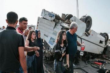 Число погибших в ДТП с автобусом в Турции выросло до четырех человек-[color=red]ОБНОВЛЕНО[/color]