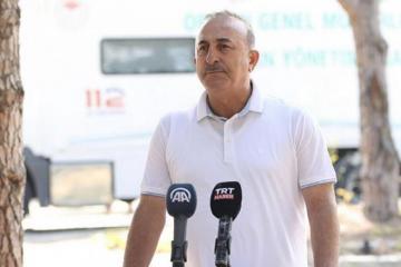 Мевлют Чавушоглу: По поручению Ильхама Алиева завтра из Азербайджана в Турцию прибудет новая группа