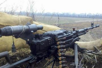 MoD: Armenian armed forces subjected to fire the Azerbaijan Army's positions