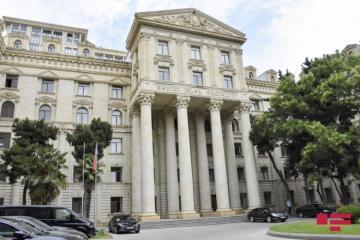 Azerbaijan sends protest note to Iran