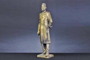 "Sculptor Khanlar Ahmadov: ""Monument to Taghiyev will be installed tomorrow"""