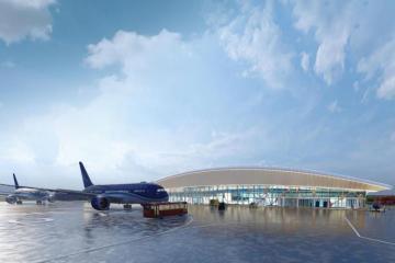 Füzuli Beynəlxalq Hava Limanına işə qəbul elan edilib