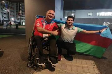 Мехрибан Алиева поздравила спортсмена, завоевавшего седьмую золотую медаль для Азербайджана на Токио-2020
