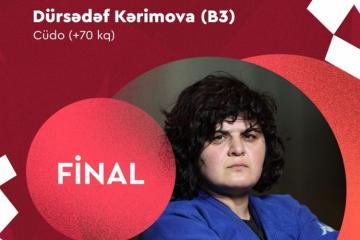 Tokio-2020: Azərbaycan 9-cu qızıl medalını qazanıb