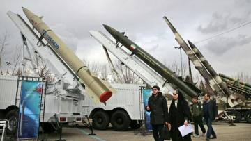 Иран провел пуск новой ракеты-носителя