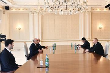Azerbaijani President receives deputy chairman of the Turkish Nationalist Movement Party