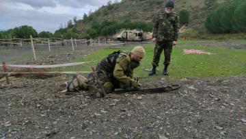 Азербайджанские миноискатели завершили курс в Турции - [color=red]FOTO[/color]