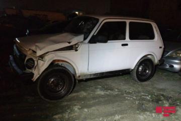 Bakı-Sumqayıt yolunda avtomobil piyadanı vuraraq öldürüb - [color=red]FOTO[/color]