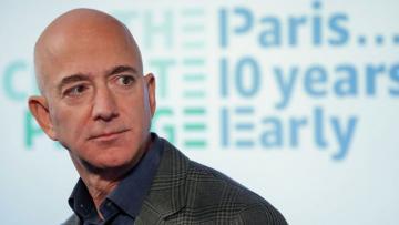 Основатель Amazon Джефф Безос покинет пост гендиректора