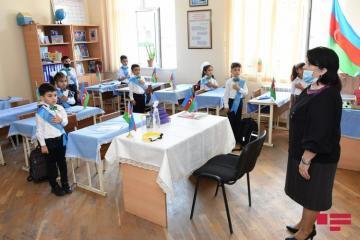 Обнародована суточная статистика заражения COVID-19 среди школьников в Азербайджане