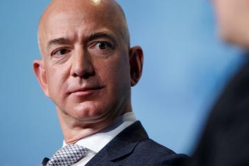 """""""Amazon""""un qurucusu şirkətin baş direktoru vəzifəsini tərk edir"""