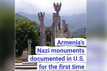 Azerbaijan's Los Angeles Consulate produced a short film on Armenia's Nazi glorification