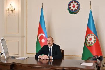Президент Азербайджана: Все освобожденные территории станут «зоной зеленой энергии»