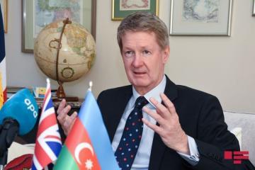 Посол: Отрадно слышать, что Азербайджан получит вакцины AstraZeneca/Oxford