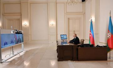 Президент Ильхам Алиев: Надеемся, что итальянские компании будут очень активными в проектах, связанных с восстановлением наших территорий