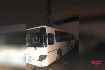 БТА распространило информацию об угоне автобуса в Сумгайыте - [color=red]ФОТО[/color]