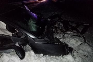В России в ДТП погибли пять человек