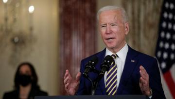 Байден назвал условие снятия санкций с Ирана