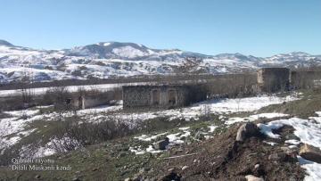 Qubadlının Diləli Müskənli kəndinin [color=red]GÖRÜNTÜLƏRİ[/color]